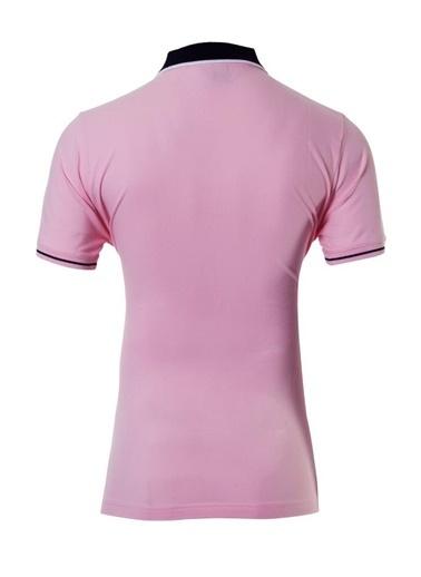 Panthzer  Tandil Erkek Polo T-Shirt Pembe